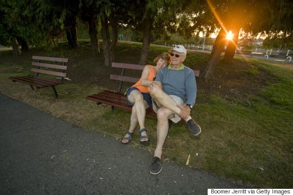 elderly couple vancouver