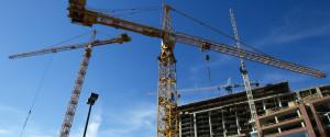 Vancouver Construction Crane