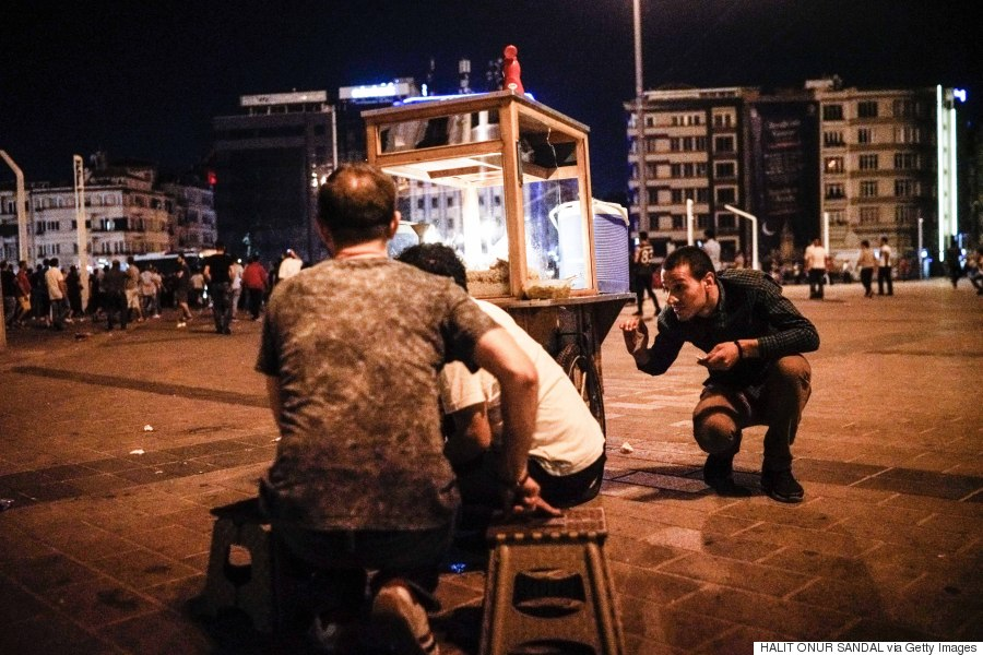 istanbul coup