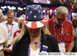 A Cleveland, une convention républicaine très blanche