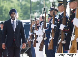 Canada And Allies Plan For A Post-ISIL World