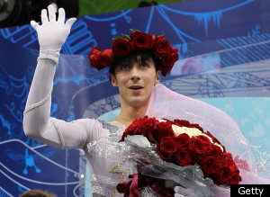 Johnny Weir Married