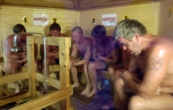 world sauna