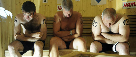 WORLD SAUNA CHAMPIONSHIPS