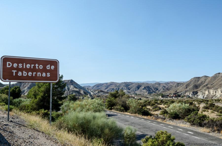 desierto tabernas