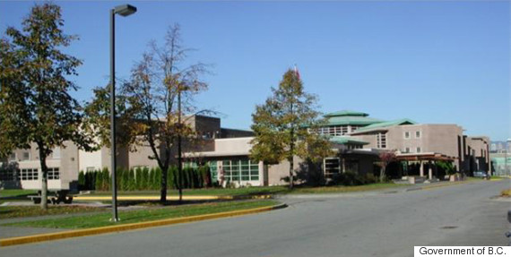 burnaby youth detention centre