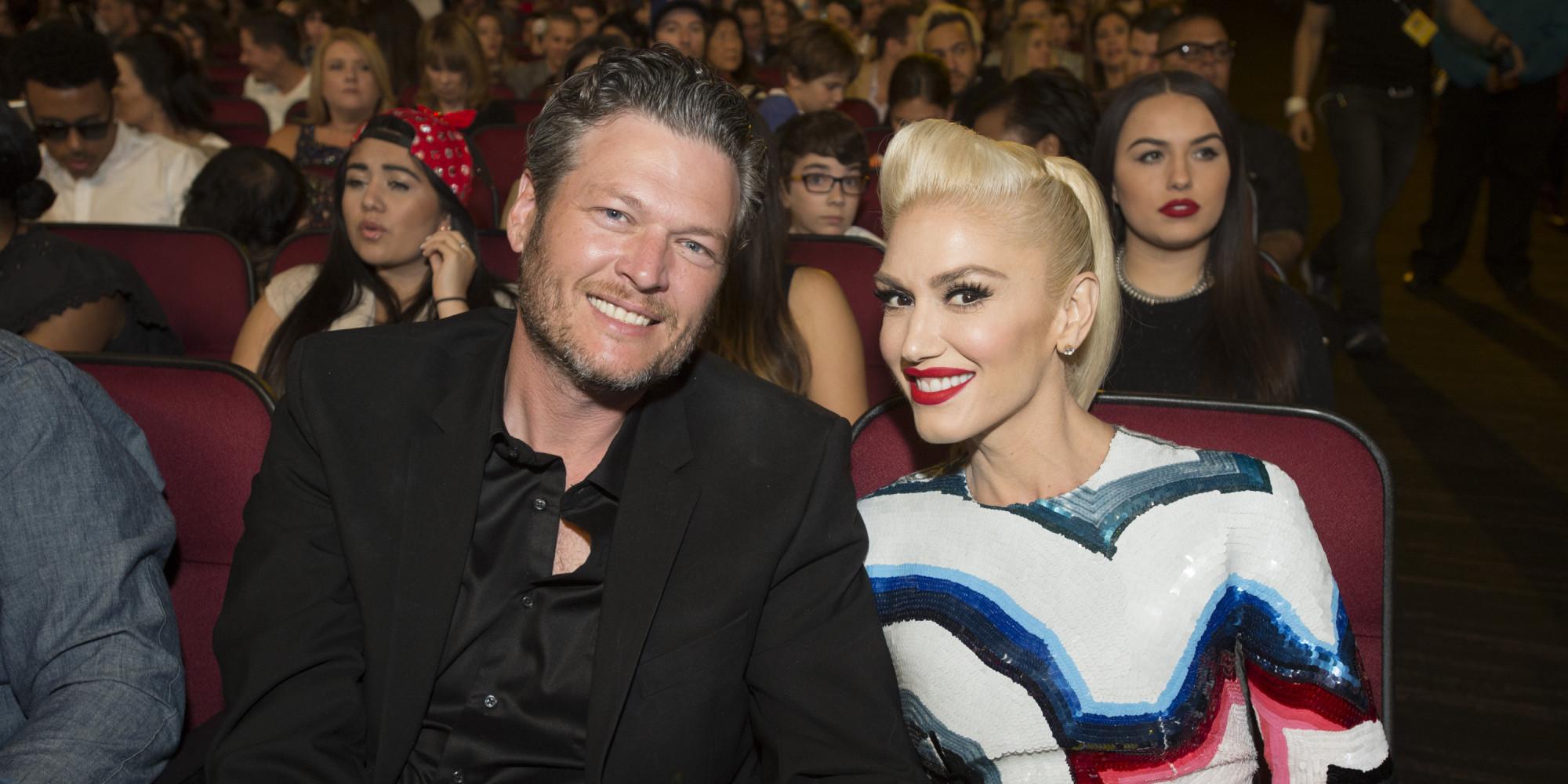 Gwen Stefani 'Went White' When Blake Shelton Revealed His Divorce