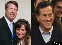 Rick Santorum's Secret Reality TV Weapon