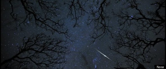 Quandrantid Meteor Shower