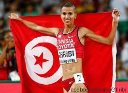 Habiba Ghribi appelle ses supporters à la soutenir, en vidéo, pour les J.O de RIO