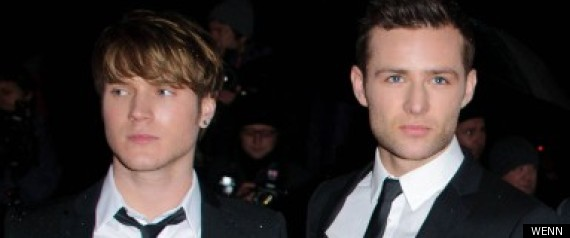 Dougie Poynter Harry Judd