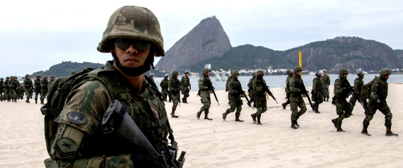 RIO 2016 SECURITY