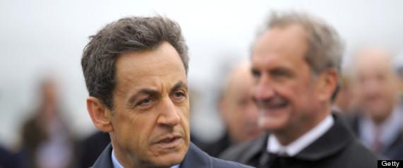 Nicolas Sarkozy Syria
