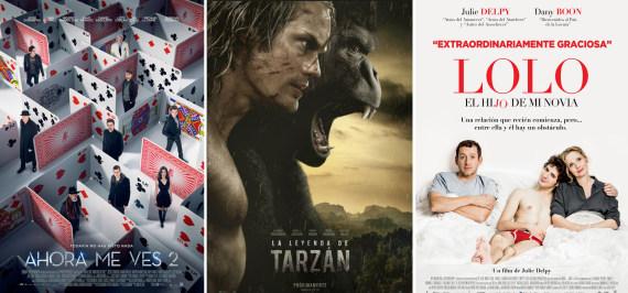 estrenos 2 julio 2016