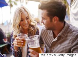 Les couples qui ont l'habitude de boire ensemble restent ensemble