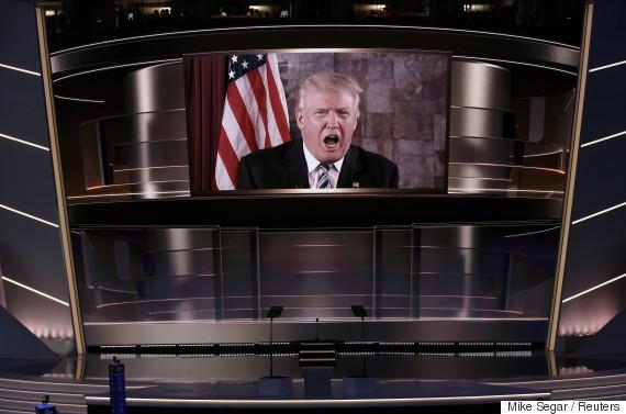 trump screen