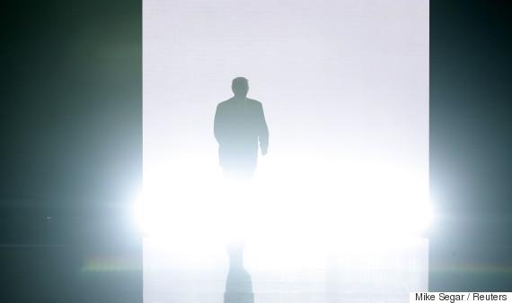 trump appearance