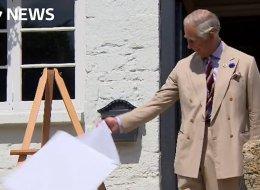 Le prince Charles avait une mission simple, et pourtant...