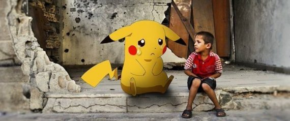 POKEMON SYRIA