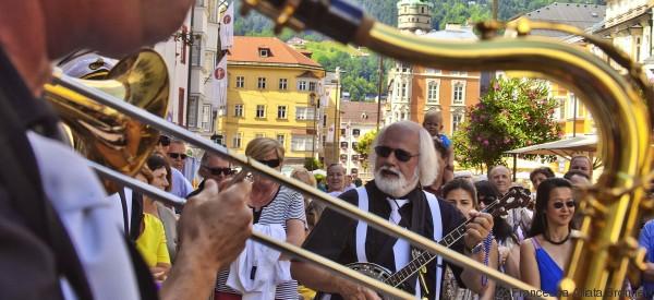 Innsbruck a tutto Jazz