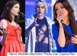 'The Big Three': New Music From Justin Bieber, Cher Lloyd And Sophie Ellis-Bextor