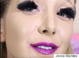 Jenna Marbles Has Outdone All The Other '100 Layers' Makeup Vids