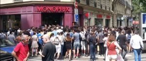 MONOPRIX POKEMON GO