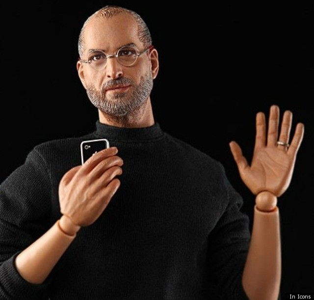 Steve Jobs Action Figure From In Icons Is Remarkably Realistic PHOTO