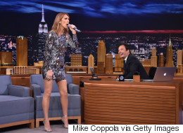 Céline Dion Does The Best Rihanna And Sia Impressions