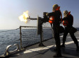 Iran Threatens U.S. Navy