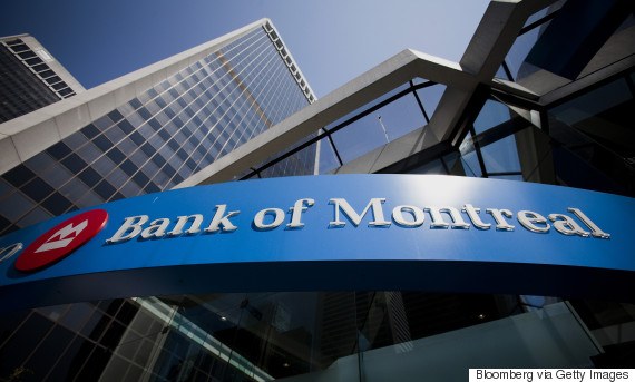 bank of montreal toronto