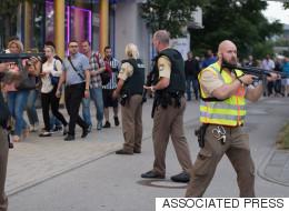 뮌헨 쇼핑몰 '총기난사'로 9명 사망