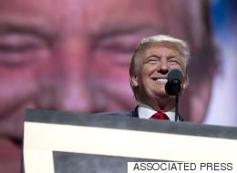 Plus de 32 millions de téléspectateurs ont regardé le discours de Donald Trump