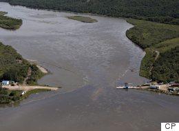 Booms Fail To Contain Major Oil Spill In Saskatchewan River