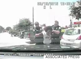 미국 백인 경찰이 흑인을 '내동댕이' 쳤다 (동영상)