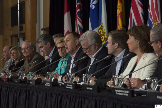 whitehorse premiers meeting