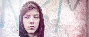 Teenager Boy Serious Filter