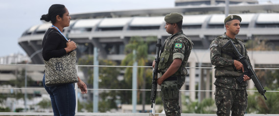 BRAZIL TERRORISM