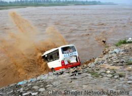 Des inondations font au moins 154 morts en Chine