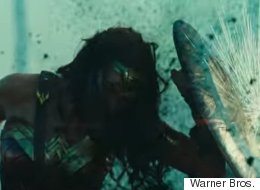'Wonder Woman' Trailer. And ... GO