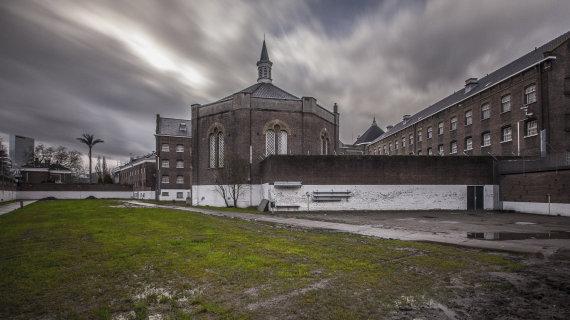 cárcel rotterdam