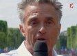Les larmes de Gérard Holtz pour ses adieux à France Télévisions