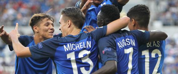 FRANCE ITALIE U19