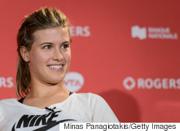 Eugenie Bouchard Will Play For Canada In The Rio Olympics