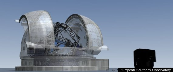 Worlds Largest Telescope