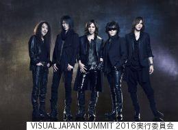 X JAPAN、LUNA SEA、GLAYが幕張に集結「ヴィジュアル・ジャパン・サミット」開催