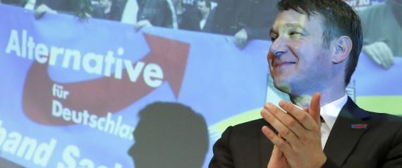 AfD-Politiker Poggenburg löscht Tweet zum Anschlag von Ansbach
