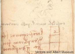 Dans les «gribouillis» de de Vinci se cachait une grande découverte de physique