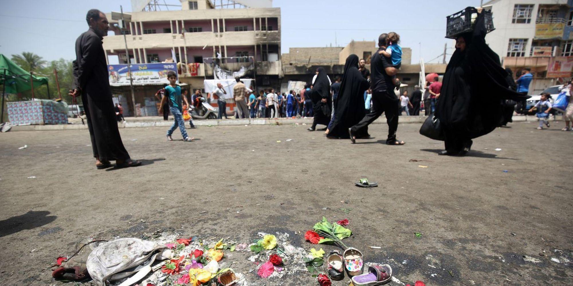 Attentat Facebook: Un Attentat à La Voiture Piégée Fait Dix Morts En Irak