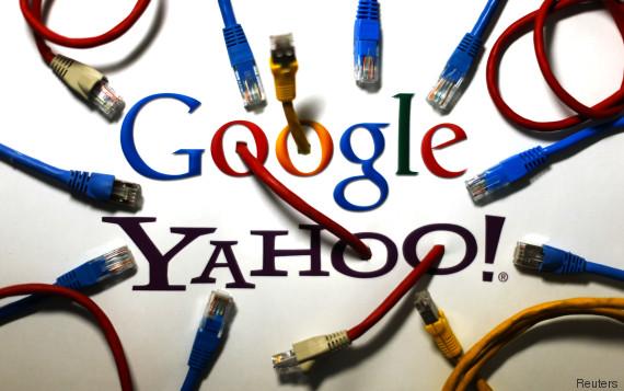 google yahoo verizon